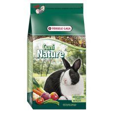 Cuni Nature 2,5kg - krmivo pre zakrslé králiky