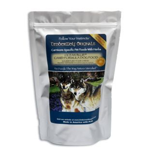 TimberWolf OCEAN BLUE Originals Grain Free Formula - 1,36kg