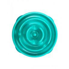 Miska Slo-Bowl Mini Drop - tyrkysovo zelená