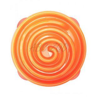 Miska Slo-Bowl Coral - oranžová