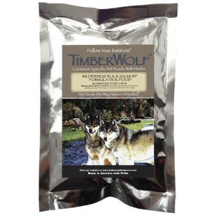 TimberWolf WILDERNESS Elk and Salmon Originals Formula - 10,91kg