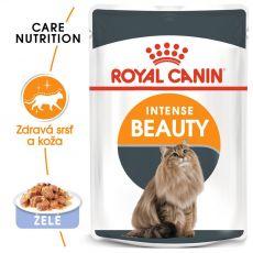 Royal Canin Intense Beauty Jelly kapsička pre mačky v želé 85 g