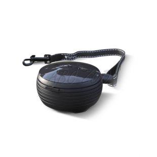 Lishinu handsfree vodítko do 30kg, 3m - čierne