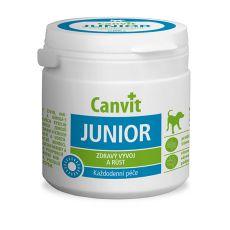 Canvit junior - tablety pre zdravý vývoj a rast šteniat 100 tbl. / 100 g