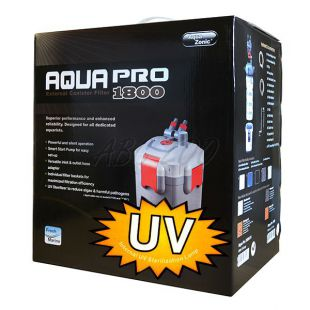 AquaZonic AquaPRO 1800 + 9W UV