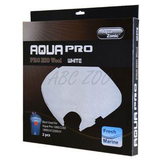 Filtračná vata AquaZonic AquaPRO 1800, 1800+UV, 2200+UV