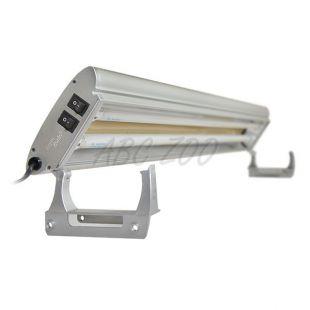 AquaZonic Super Bright T5 - 60cm, 2x24W Silver