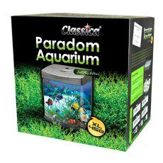 Akvárium CLASSICA PARADOM XL450 58L - čierne, oválne