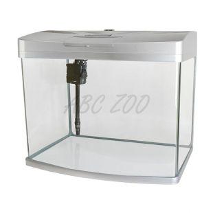 Akvárium CLASSICA PARADOM XL620 105L - strieborné, oválne