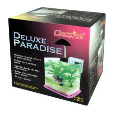 Akvárium Classica Deluxe Paradise - plastové 6,4l