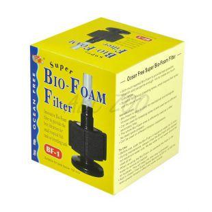 Super OF vnútorný molitanový filter BF-1, 100L