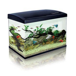 Akvárium CLASSICA ECO 60 s LED osvetlením - čierne, 63L