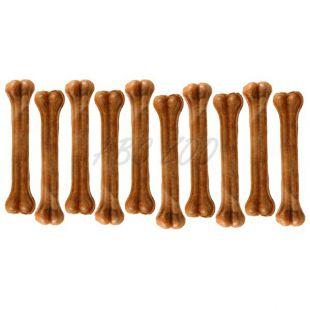 Žuvacia kosť pre psa, hovädzia - údená 30cm - 10ks