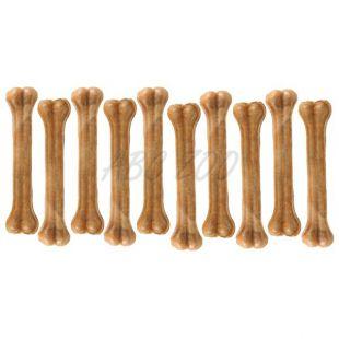 Kosť pre psa na posilnenie žuvacích svalov - 30 cm - 10 ks