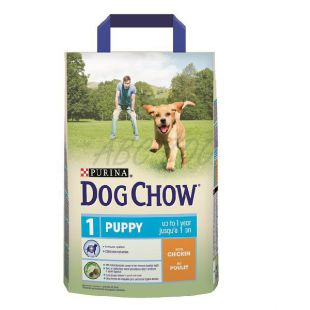 PURINA DOG CHOW PUPPY Chicken & Rice 2,5kg
