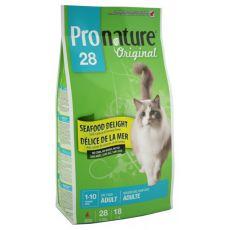 Pronature 28 Cat Adult Seafood 5,44 kg