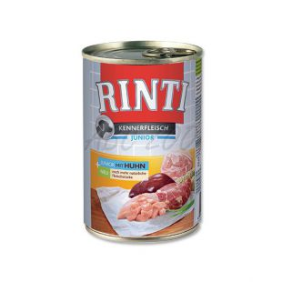 RINTI Junior kura - konzerva 400g