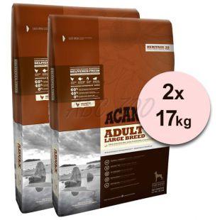 ACANA Heritage Adult Large Breed 2 x 17 kg