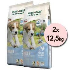 BEWI DOG PUPPY 2 x 12,5 kg