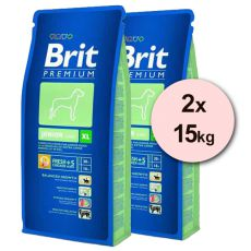 Brit Premium Junior Extra Large 2 x 15kg
