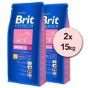 Brit Premium Junior Large 2 x 15kg