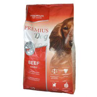 Premius Dog Adult Beef 10 kg