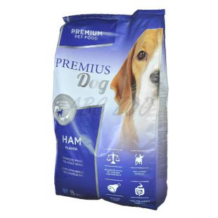 Premius Dog Adult Ham 8 kg