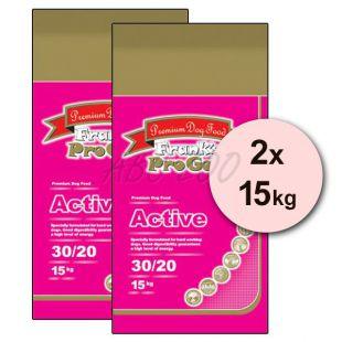 Frank´s Pro Gold Active 30/20 - 2 x 15kg