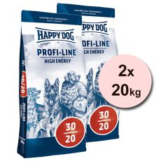Happy Dog 30-20 HIGH ENERGY 2 x 20 kg