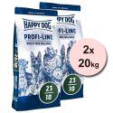 Happy Dog Profi MULTI MIX BALANCE 2 x 20 kg