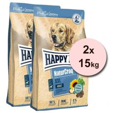 Happy Dog Naturcroq XXL 2 x 15 kg