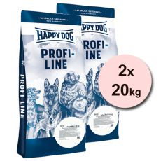 Happy Dog Profi ADULT MINI 2 x 18 kg