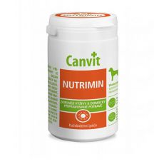 Canvit Nutrimin - doplnkové krmivo pre psov, 230g