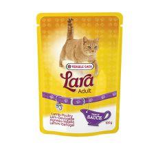 Lara Adult - jahňacie a hydina v omáčke 100 g