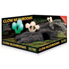 Exo Terra Glow Mushrooms - dekorácia do terária