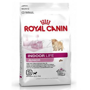 ROYAL CANIN INDOOR LIFE JUNIOR SMALL DOG 1,5kg
