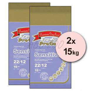 Frank´s Pro Gold Sensitive 22/12  - 2 x 15 kg