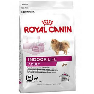 ROYAL CANIN INDOOR LIFE ADULT SMALL DOG 1,5kg