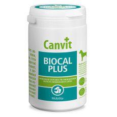 Canvit Biocal Plus - kalciové tablety pre psov, 230g