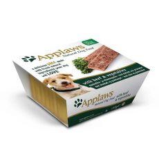 Applaws Paté Dog - paštéta pre psov s hovädzím mäsom a zeleninou, 150g
