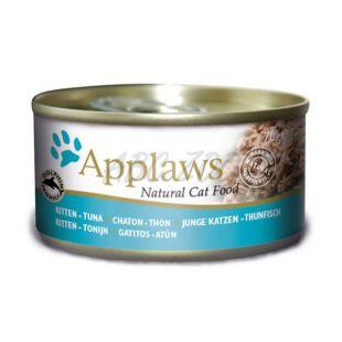 Applaws Kitten - konzerva pre mačiatka s tuniakom, 70g