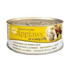 Applaws Cat Jelly - konzerva pre mačky s kuraťom a mangom, 70g
