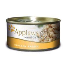 Applaws Cat - konzerva pre mačky s kuracími prsiami, 70g