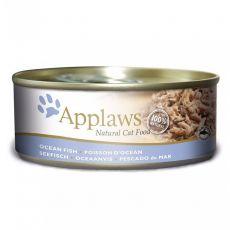 Applaws Cat - konzerva pre mačky s morskými rybami, 70g