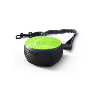 Lishinu Light Lock handsfree vodítko, 3m - zelené