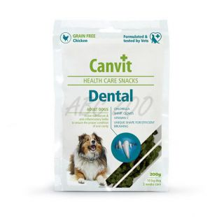 Canvit Health Care Dental Snack 200g