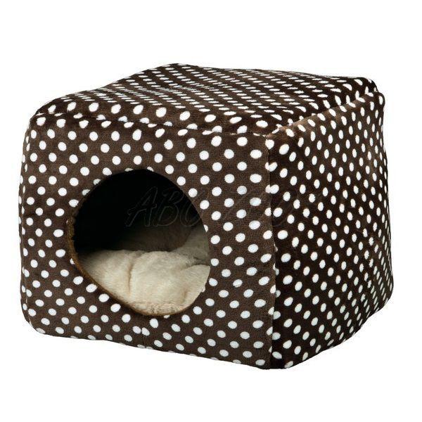 6b6f53ad43d5 Pelech pre psa alebo mačku Mina - hnedý