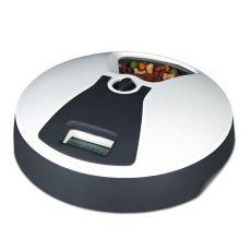 Automatický dávkovač krmiva TX 6 na 6 porcií - 6 x 240ml
