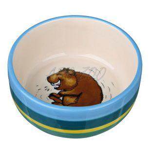 Keramická miska pre morské prasiatka - 250 ml