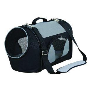 Taška prenosná Tamica, čierno - šedá 27x29x54 cm